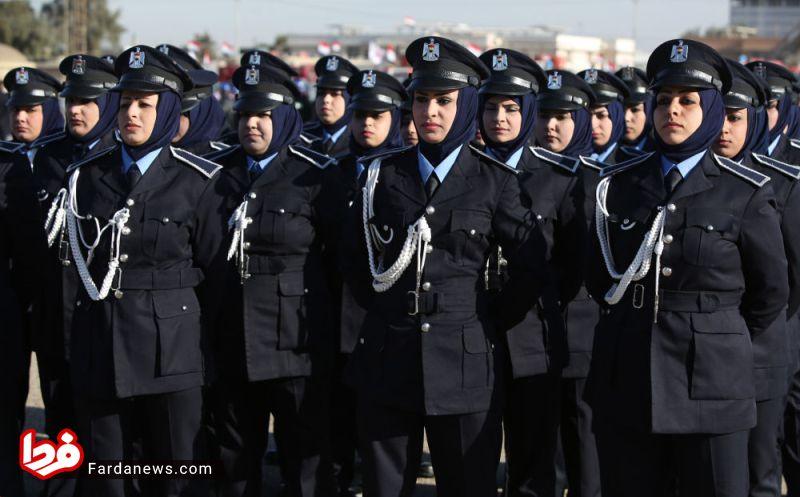 زنان پلیس در عراق