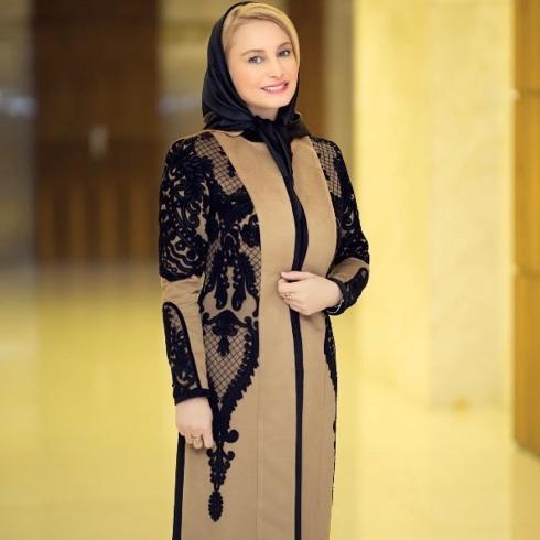 مریم کاویانی بازیگر ۴۷ ساله مدل شد +عکس