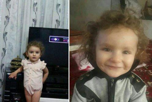«محدثه» ۳ ساله توسط دو زن ربوده شد +عکس