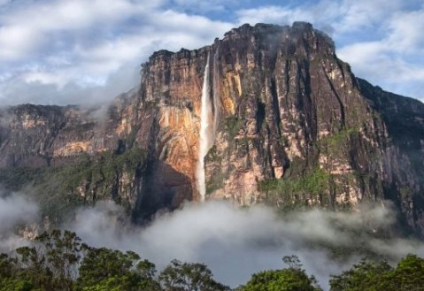 عظیم ترین آبشار جهان
