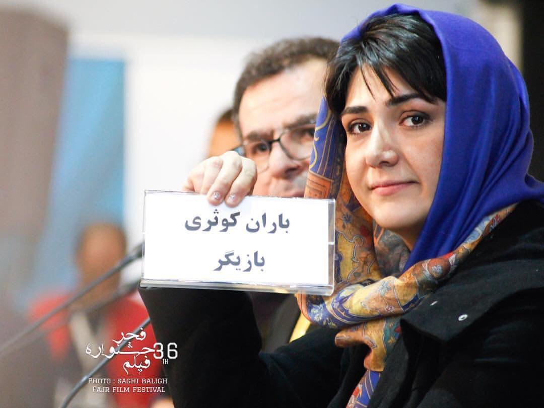 بازیگر زن ایرانی برای این نقش ۲۲کیلو کم کرد +عکس