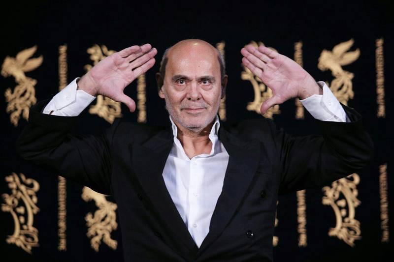 حضور ستاره دهه شصت در جشنواره فیلم +عکس