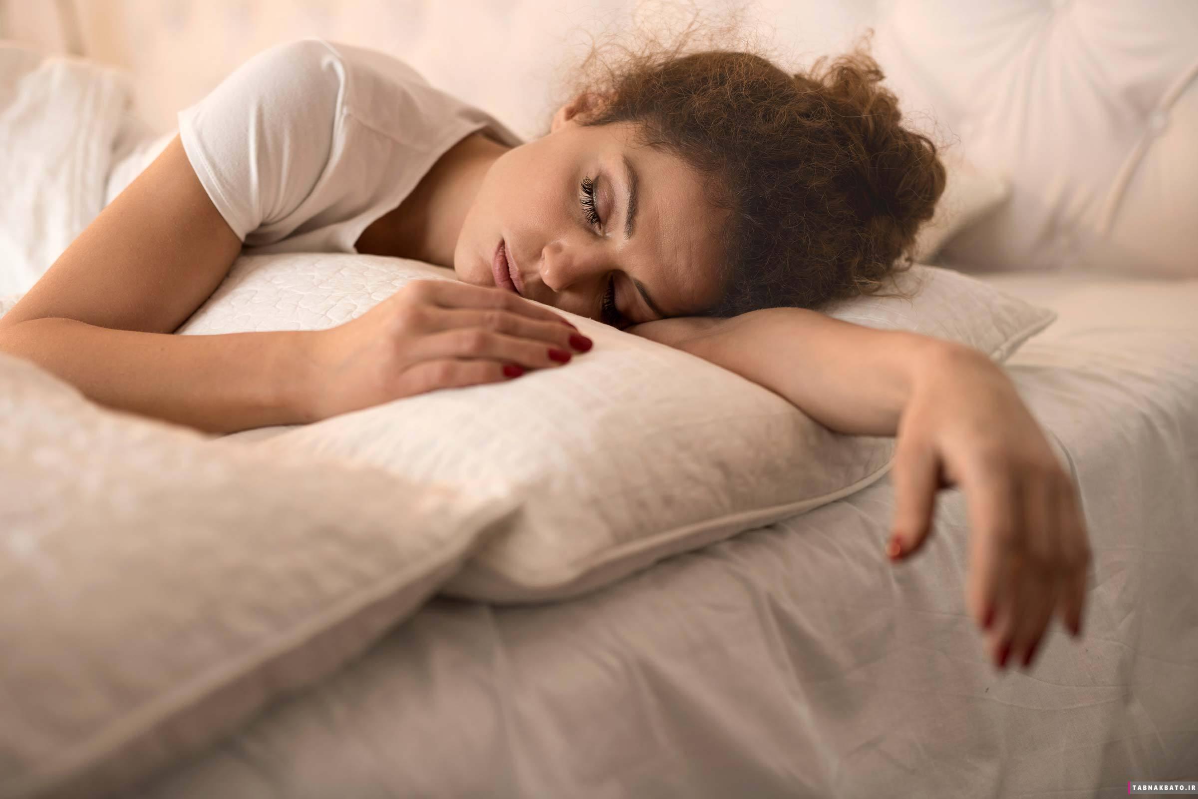 خستگی و خواب آلودگی از مشکلات درونی خبر میدهند