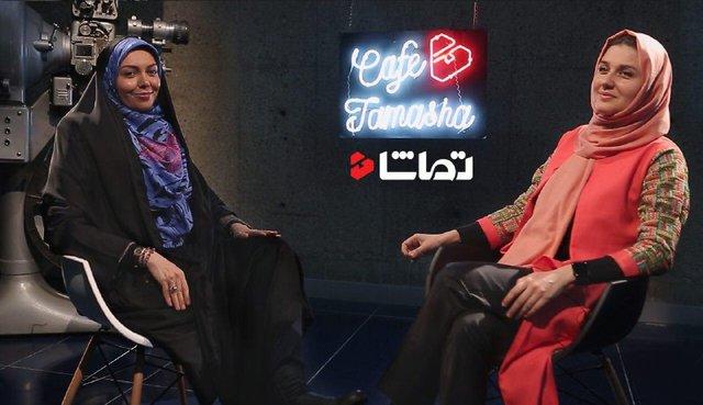 همسر خارجی آقای بازیگر: در ایران میمانم +عکس