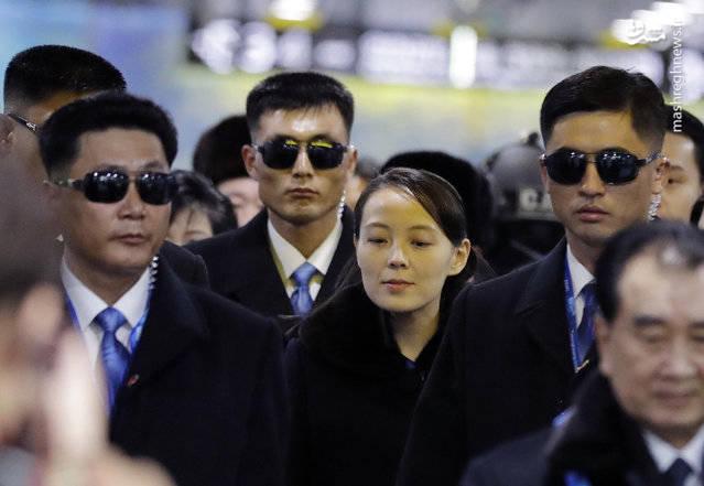 محافظان خواهر «کیم جونگ اون» +عکس