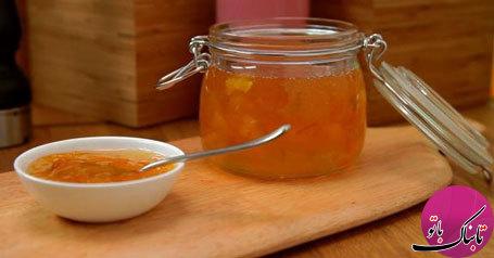 طرز تهیهی مربای پرتقال