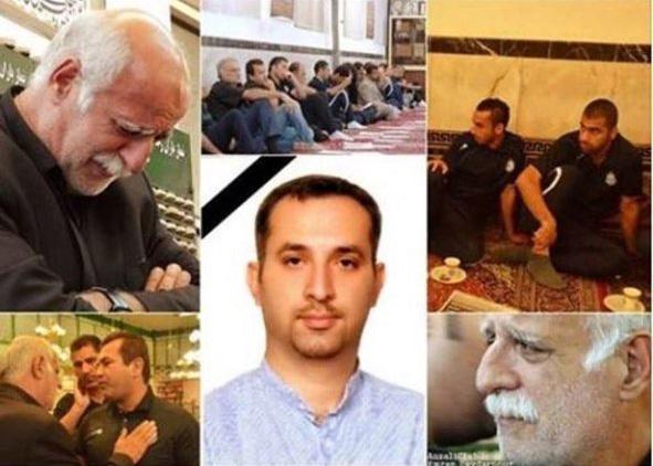 اهدای عضو پسر بازیگر معروف ایرانی +عکس