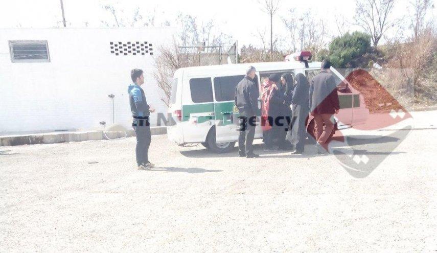 دستگیری هواداران خانم پیش از ورود به ورزشگاه آزادی +عکس
