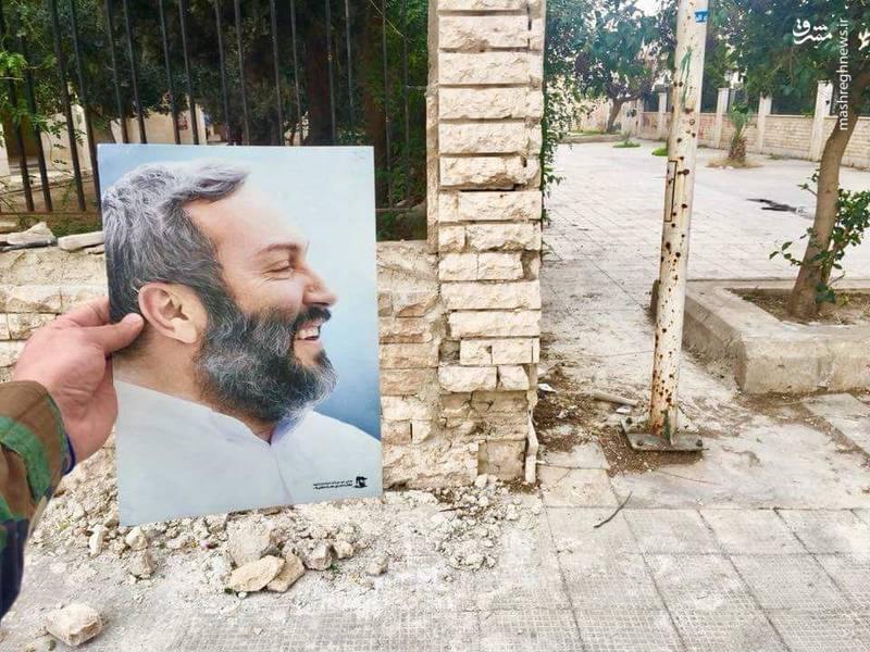محل شهادت «عماد مغنیه» +عکس
