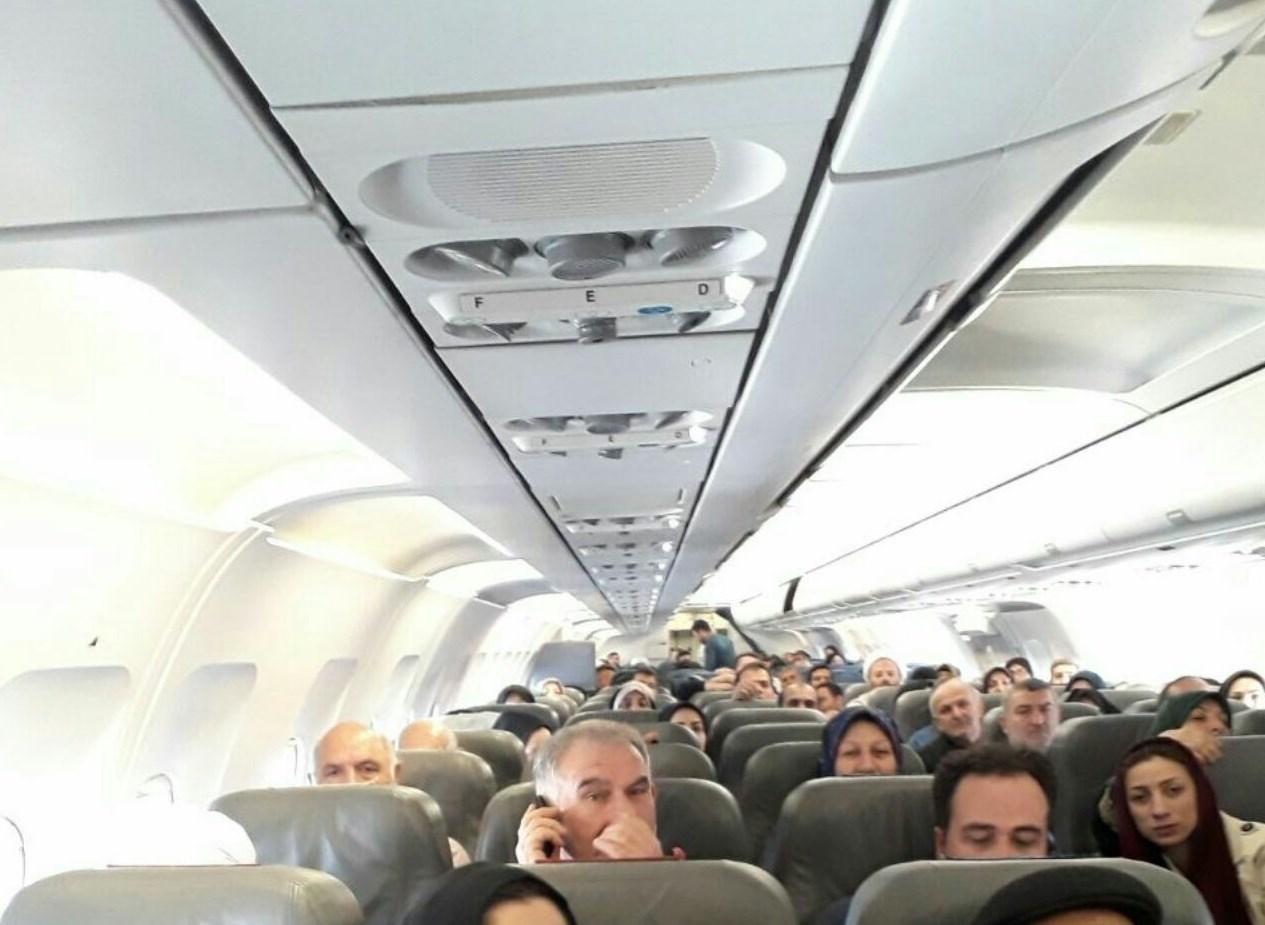 گروگانگیری ۲۰۰ مسافر ایرانی توسط فرودگاه بغداد +عکس