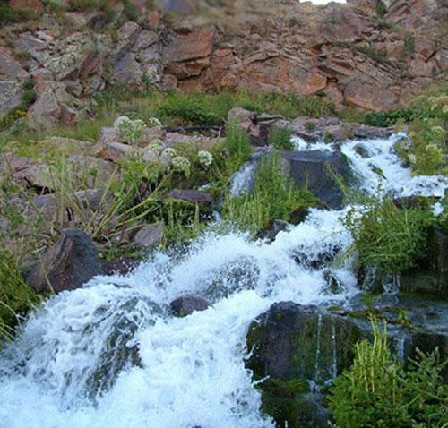 چشمه گورگور در کجای جهان است