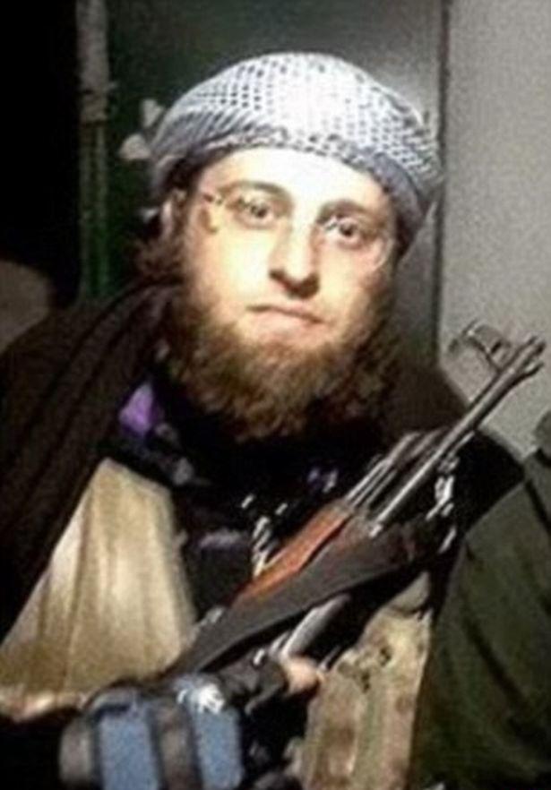عروس انگلیسی داعش و پنج بچه تروریست+عکس