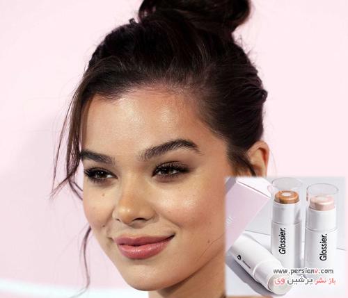 شیوه های مختلف استفاده از هایلایتر در آرایش صورت
