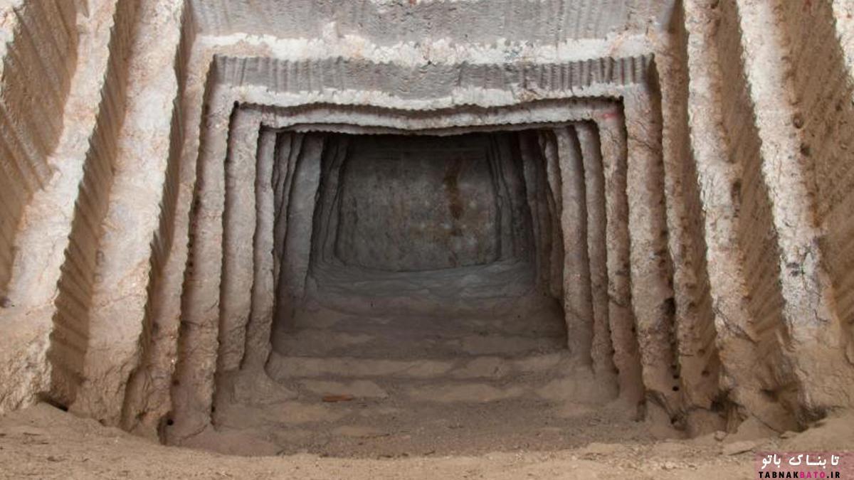 اتاقی مخفی برای معرفی نسل ما به آیندگان در تپه ی راشمور