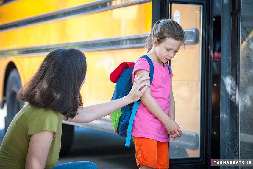 وقتی کودک شما نمیخواهد به مدرسه برود!