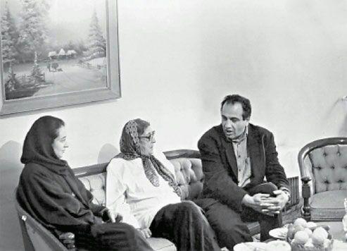 نخستین بازیگر زن ایران