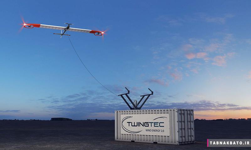 توربینهای بادی آینده به روایت تصویر
