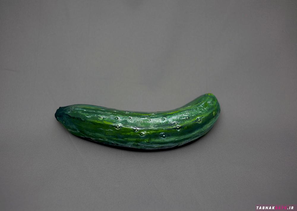 اگر میوه ها جای همدیگر بودند این شکلی می شدند