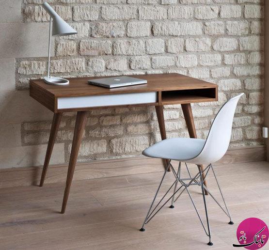 میزهای دفتر کار در مدلهای جالب و متنوع