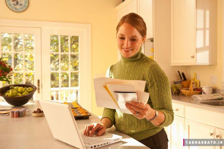 نکاتی ساده برای تهیه یک برنامهی بودجه خانوادگی