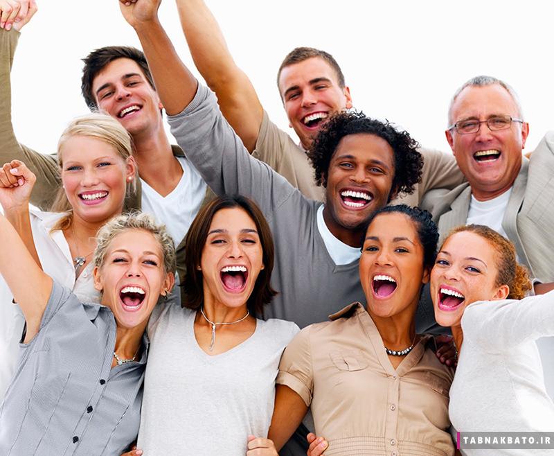 تربیت فرزندانی شاد برای تبدیل شدن به بزرگسالانی شاد