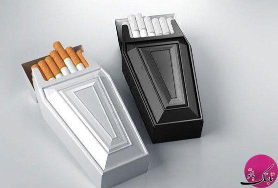هشدارهای خلاقانه برای ترک سیگار