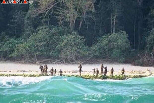 هر کسی به این جزیره نزدیک شود کشته خواهد شد