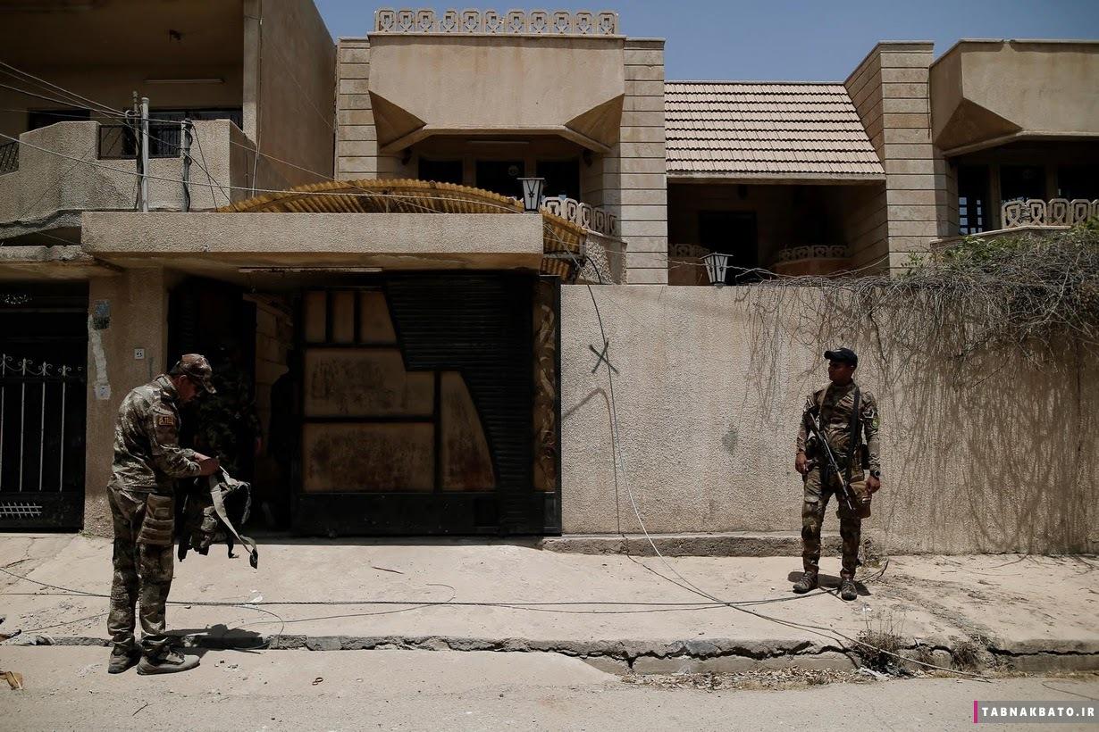 درون یکی از زندانهای گروه تروریستی داعش