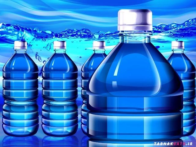 باکتری های نهفته در بطری های آب معدنی