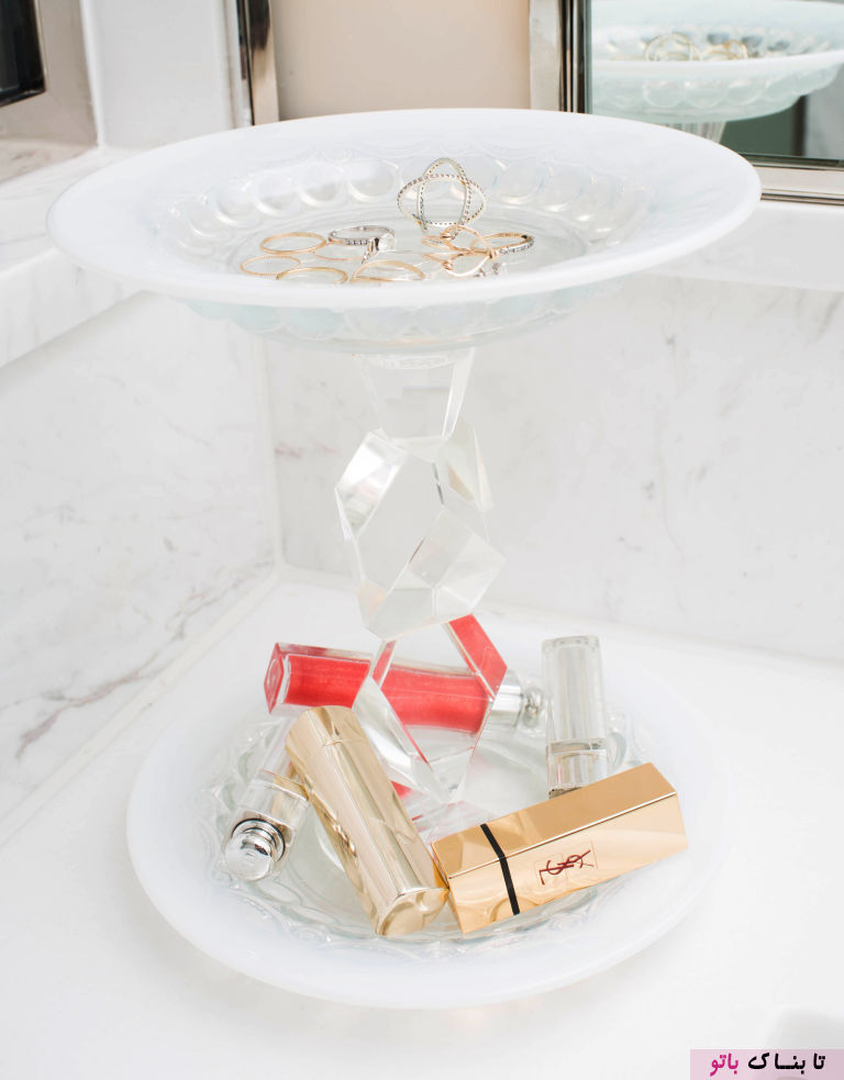 ایده های نو برای چیدمان حمام و زیباتر شدن آن