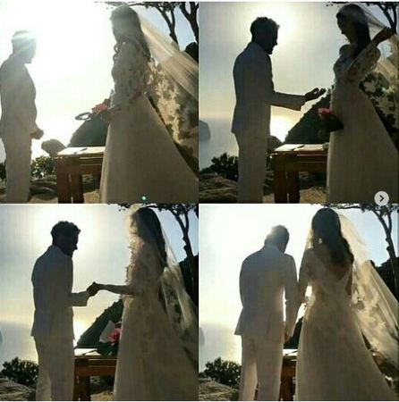ازدواج پنهانی آقای فوتبالیست لو رفت +تصاویر