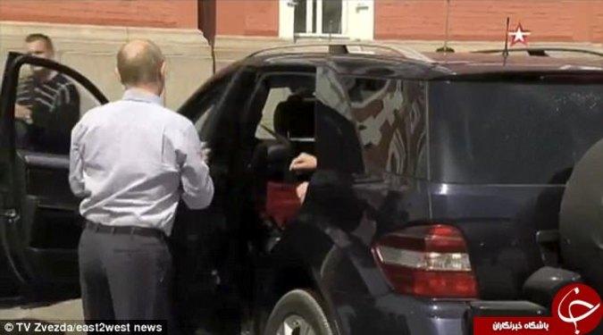 زن مرموز در زندگی پوتین کیست؟ +تصاویر