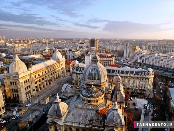 معروفترین شهرهای دنیا با لقب های عجیب و غریبشان