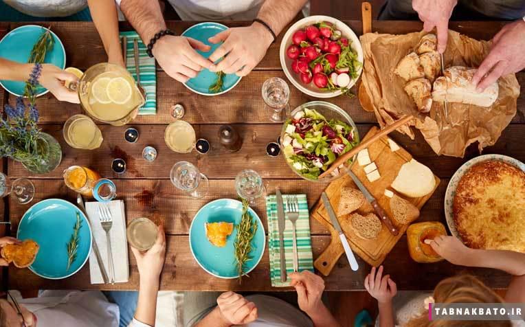 هفت کار ممنوعه بعد از خوردن غذا