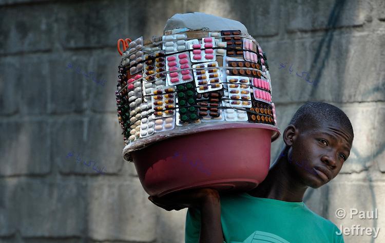 روش عجیب داروفروشی در هائیتی