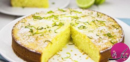 آشنایی با روش پخت کیک لیمویی
