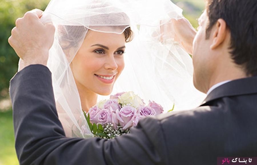 تور  عروس و مفاهیم مردسالانه ی نهفته در آن
