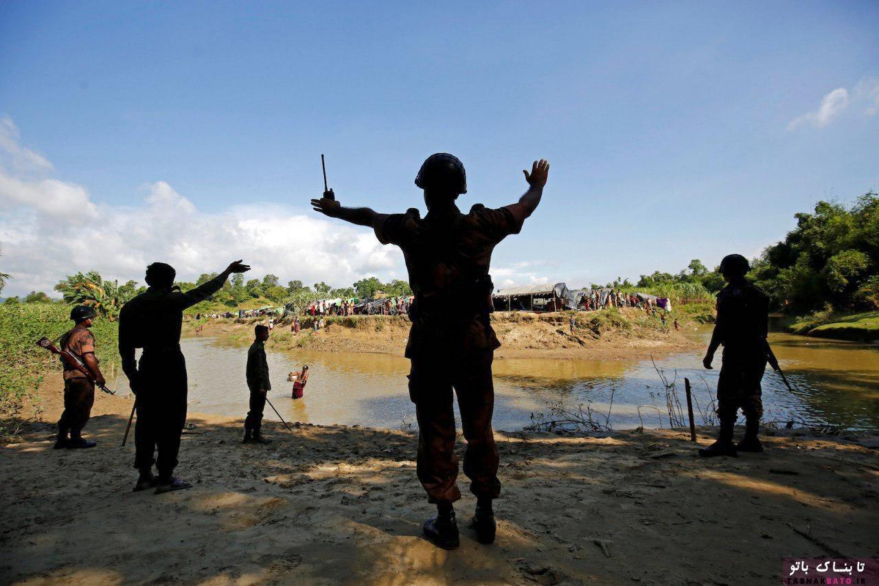 همه چیز درباره ی مسلمانان میانمار