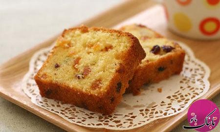 طرز تهیهی یک کیک به شیوهی انگلیسی