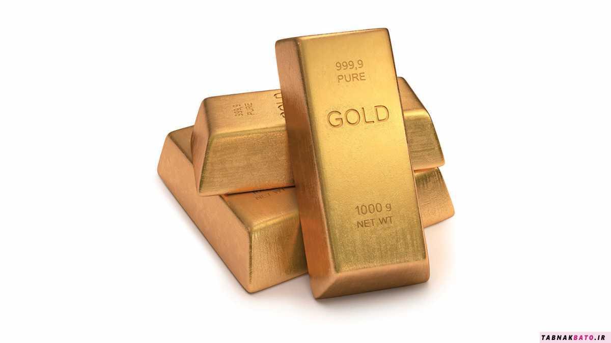 مقدار طلای مجود در جهان چقدر است؟