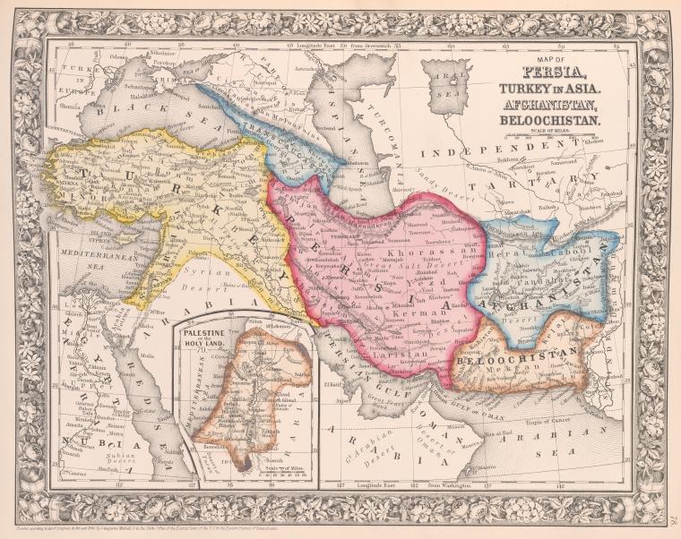 چه شد که «پرشیا» را «ایران» نامیدند؟