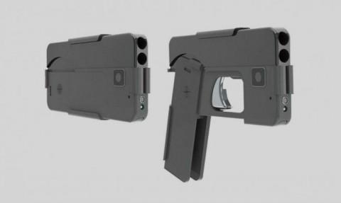 موبایلی که اسلحه میشود!