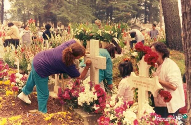 جشنواره جالب مردگان در مکزیک