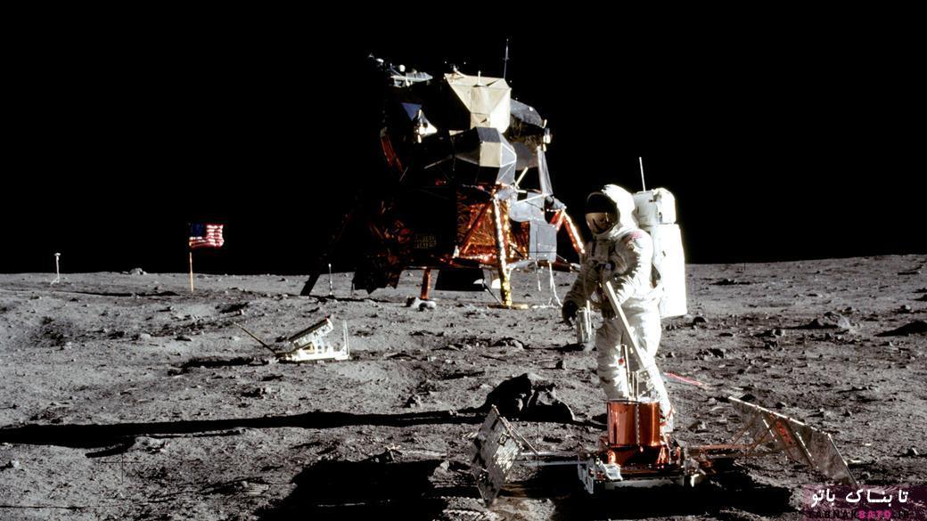 چرا ستارهای در عکسهای فرود روی ماه وجود ندارد؟
