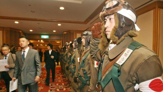 جوانان ژاپنی، خلبانان کامیکازه را چگونه میبینند؟