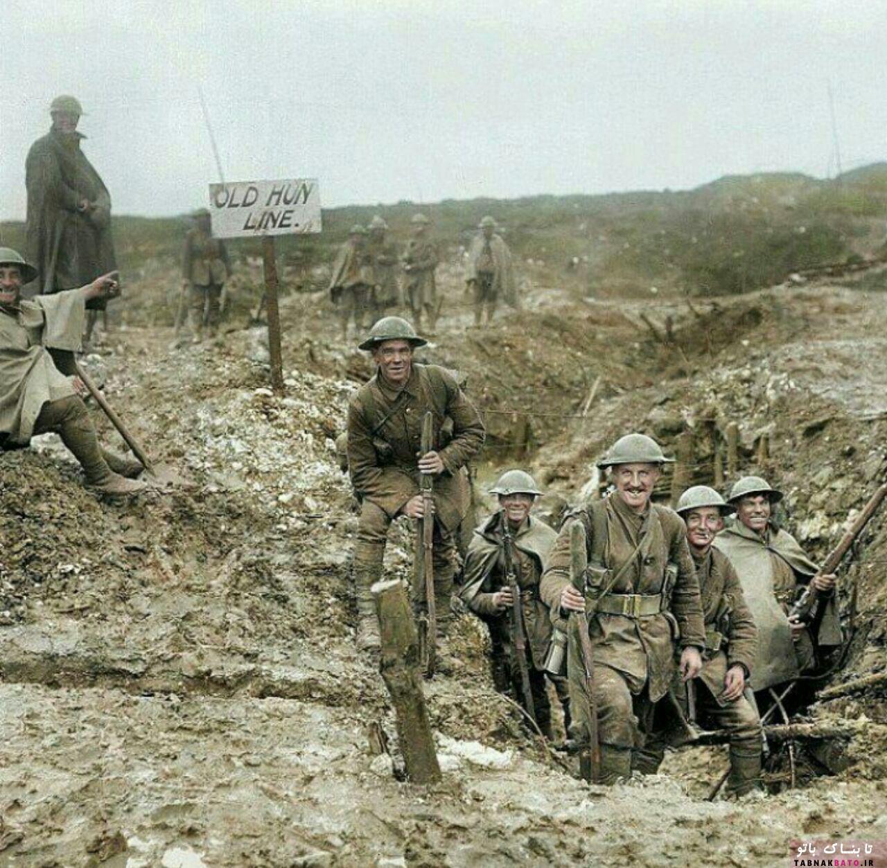 تلفات جنگ جهانی اول