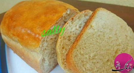 طرز تهیهی نان تست خانگی