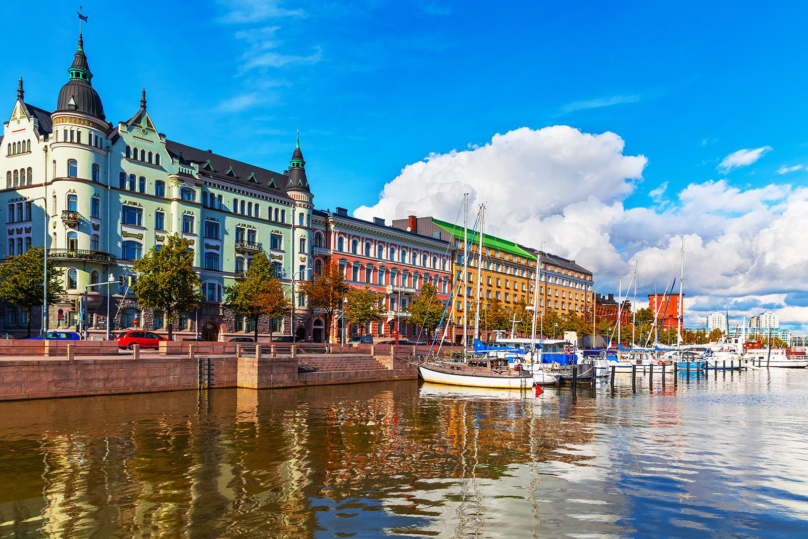 مشکل لاینحل«فنلاند»