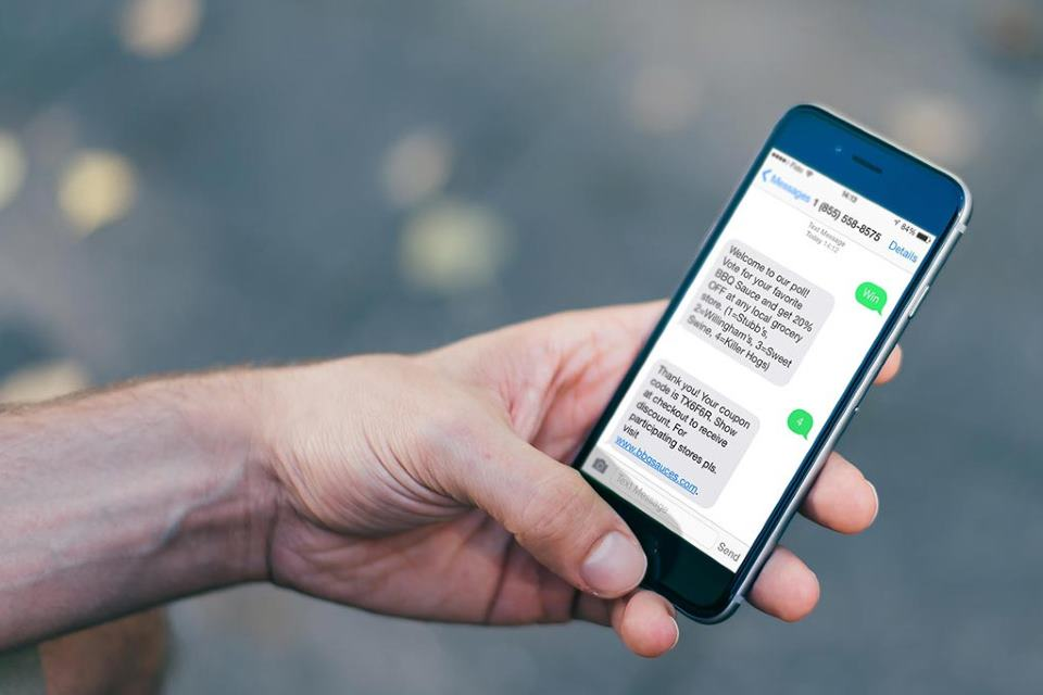نخستین پیامک جهان را چه کسی ارسال کرد؟