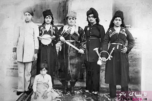 طبقه بندی دختران در قدیم